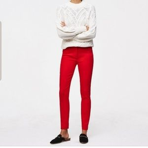 LOFT legging jeans skinny stretch ankle mid rise